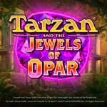 Microgaming launches its second title in the Tarzan series, Tarzan and the Jewels of Opar.