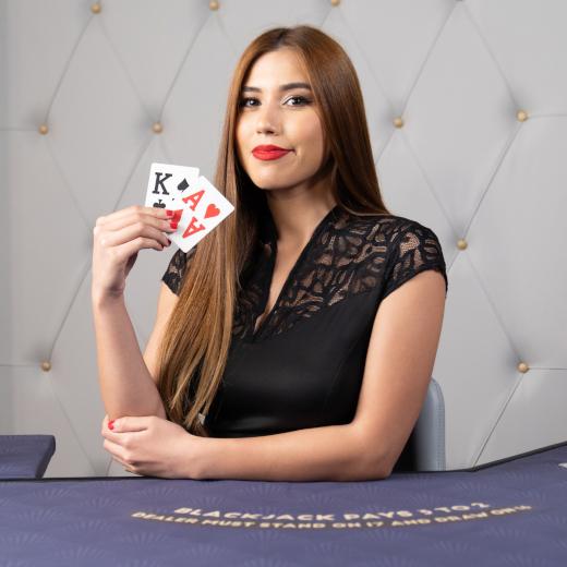 NetEnt Live Dealer Blackjack