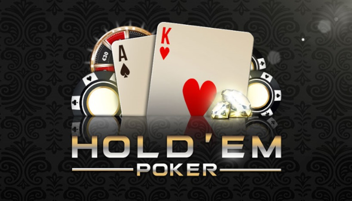 Microgaming Hold'em Poker logo