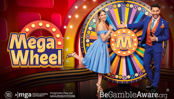 Mega Wheel logo