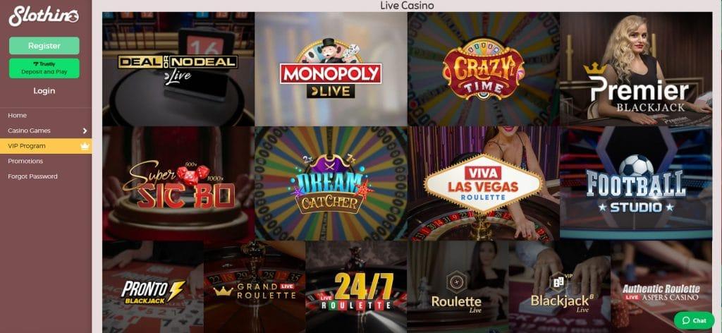 A Great Live Casino