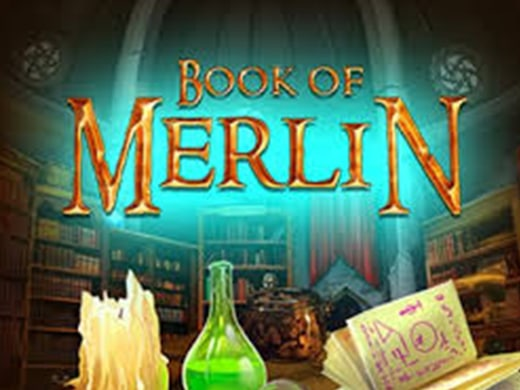 Book of Merlin 1x2 Gaming1
