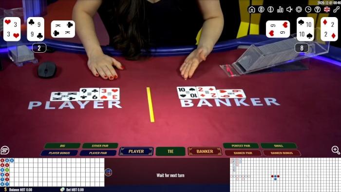 Vivo Gaming Burgas Baccarat