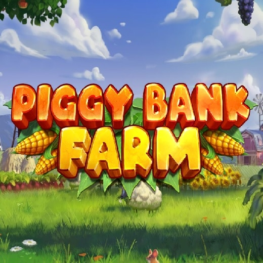 The final title for the year released by Play'n GO called Piggy Bank Farm.