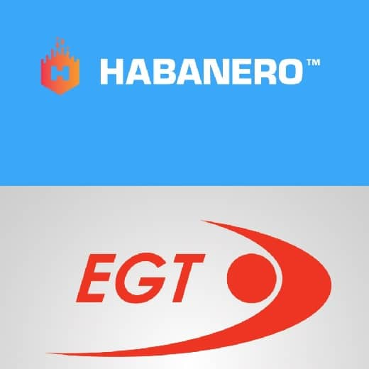 Habanero partners with EGT Digital for content supply.