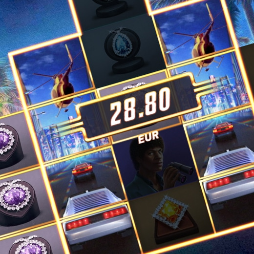 Hotline 2 slot gameplay