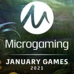 Microgaming announces the release of seven new January titles.