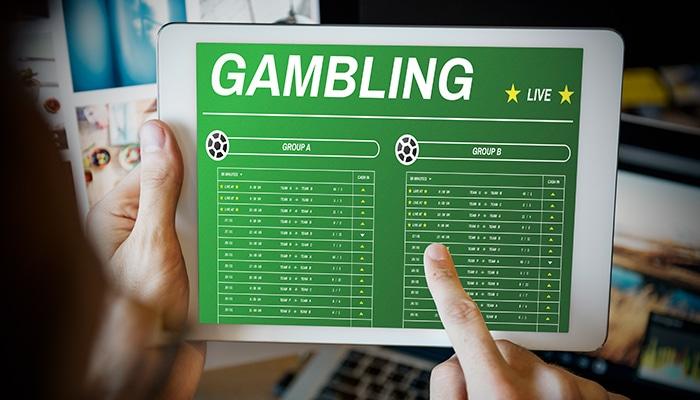Betting slip
