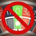 Roulette without zero field