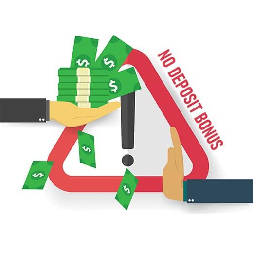 Casinos with no deposit bonus