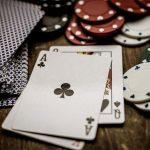 Baccarat playing cards