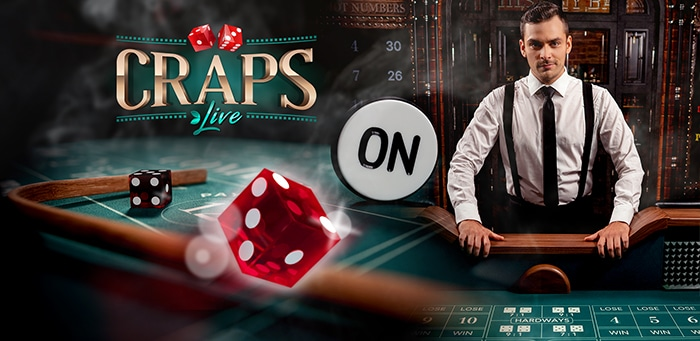 You Can Play Craps Live Online