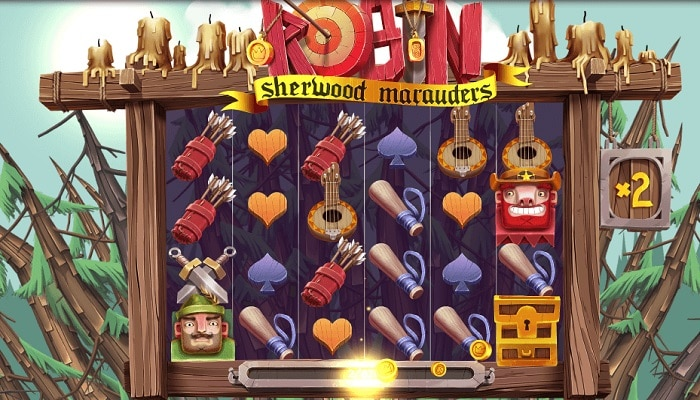Robin Sherwood Marauders is packed with features and beautifully designed.