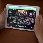 Online casino roulette