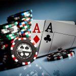 Texas Hold em poker cards