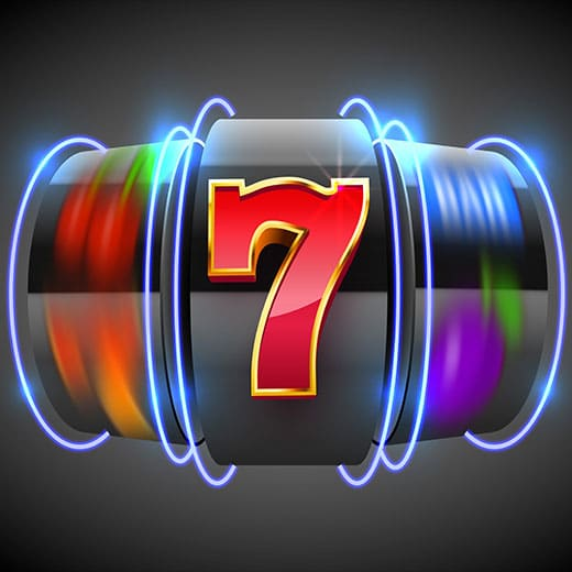 Rolling Reels Slot illustration