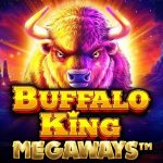 Buffalo King Megaways released by Pragmatic Play.