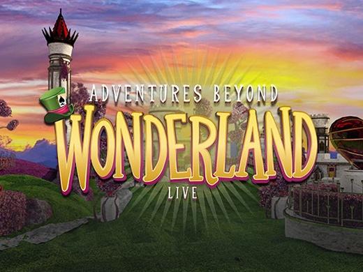 Adventures Beyond Wonderland image groot