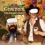 Evolution Game Show Gonzo's Treasure Hunt Live in VR Mode
