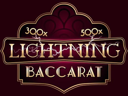 Lightning Baccarat logo og24