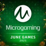 Microgaming June Games 2021