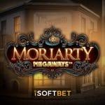 iSoftBet Moriarty Megaways Slot logo