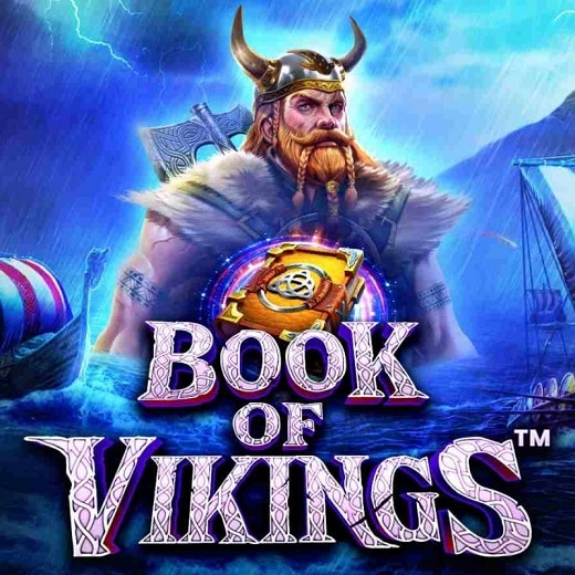 Book of Vikings is the latest slot added to Pragmatic Play's portfolio.