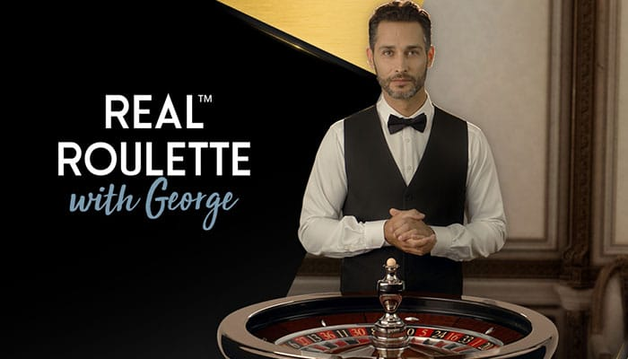 Microgaming Real Roulette with George