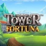 Tower of Fortuna slot logo