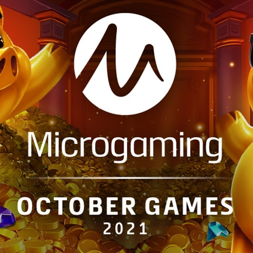 October releases by Microgaming.
